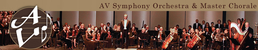 Antelope Valley Symphony Orchestra & Master Chorale